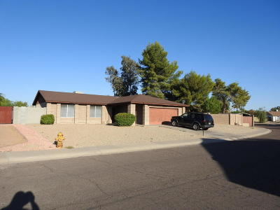 Glendale Single Family Home For Sale: 16637 N Landis Lane