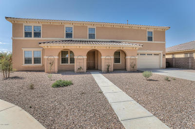 Queen Creek Single Family Home For Sale: 21435 E Waverly Drive