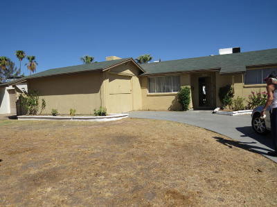 Phoenix Single Family Home For Sale: 14821 N 29th Drive