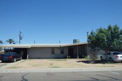 Phoenix Single Family Home For Sale: 6002 W Clarendon Avenue