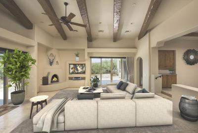 Cave Creek Single Family Home For Sale: 6585 E Military Road