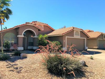 Mesa AZ Single Family Home For Sale: $269,000