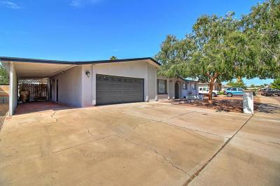 Glendale Single Family Home For Sale: 4628 W Vogel Avenue