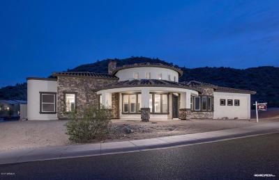 Single Family Home For Sale: 8349 W El Cortez Place