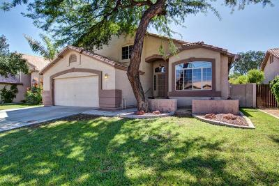 Gilbert Single Family Home For Sale: 1571 S Monterey Street