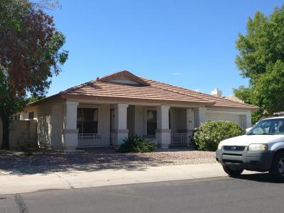 Gilbert Single Family Home For Sale: 2101 E Rawhide Street