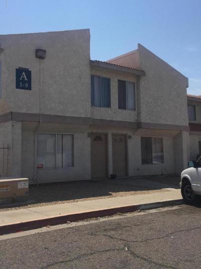 Phoenix Condo/Townhouse For Sale: 3840 N 43rd Avenue #7