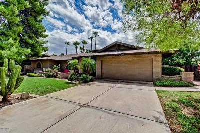 Scottsdale Single Family Home For Sale: 8543 E San Daniel Drive