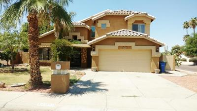 Phoenix Single Family Home For Sale: 16050 N 35th Drive