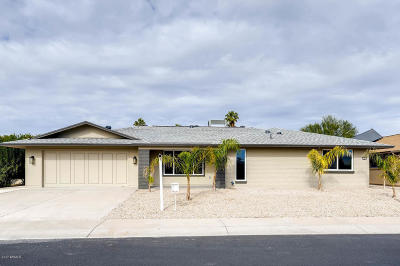 Sun City Single Family Home For Sale: 9634 W Calico Drive