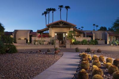Paradise Valley Single Family Home For Sale: 5426 E Via Los Caballos