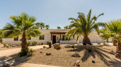 Fountain Hills Single Family Home CCBS (Contract Contingent on B: 17007 E Jacklin Drive