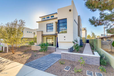 Tempe Condo/Townhouse UCB (Under Contract-Backups): 1301 W 4th Street #1015
