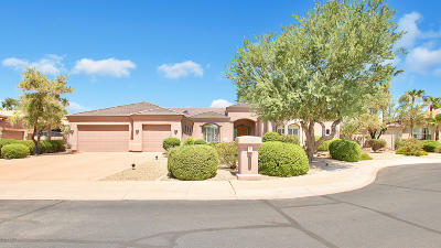 Scottsdale Single Family Home For Sale: 10870 E Cochise Avenue
