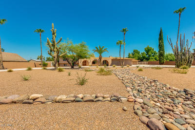 Mesa Single Family Home For Sale: 3756 E Hermosa Vista Drive