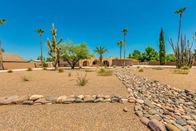 Mesa Single Family Home For Sale: 3756 E Hermosa Vista Drive