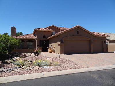 Sun Lakes Single Family Home For Sale: 24406 S Lakeway Circle SW