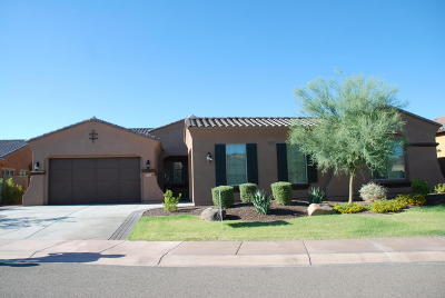 Peoria Single Family Home For Sale: 12860 W Via Caballo Blanco Drive