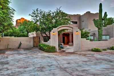 Paradise Valley Single Family Home For Sale: 6420 N 52nd Place