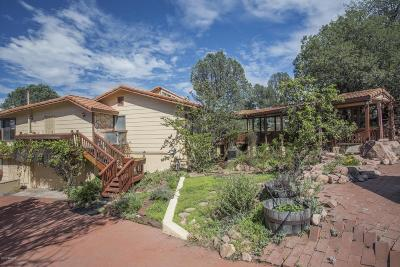Payson Single Family Home For Sale: 807 S Boulder Circle