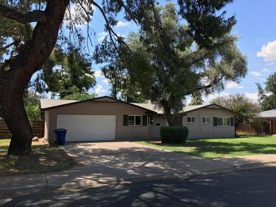 Single Family Home For Sale: 126 N Fraser Drive E
