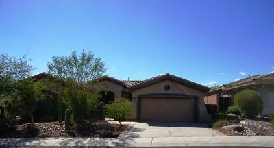 Anthem Single Family Home UCB (Under Contract-Backups): 41608 N Shadow Creek Way