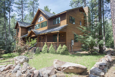 Payson Single Family Home For Sale: 368 N Tonto Rim Loop