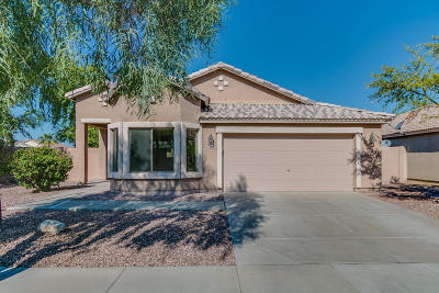 Goodyear Single Family Home For Sale: 2294 S 172nd Lane
