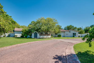 Chandler Single Family Home For Sale: 2281 W Galveston Street