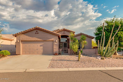 Gold Canyon Single Family Home For Sale: 8057 E Chip Shot Court