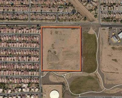 El Mirage Residential Lots & Land For Sale: W Cactus Road