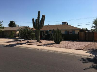 Scottsdale Single Family Home For Sale: 8233 E Hubbell Street