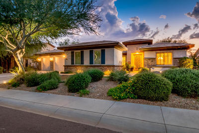 Litchfield Park Single Family Home For Sale: 5616 N 186th Drive