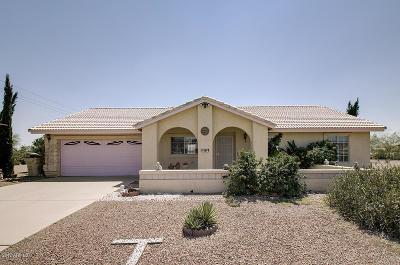Arizona City Single Family Home For Sale: 8115 W Pineveta Drive