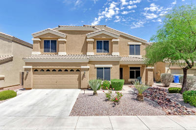 Phoenix Single Family Home For Sale: 2538 E Mine Creek Road
