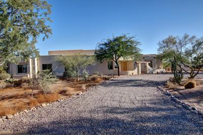 Cave Creek Single Family Home For Sale: 6239 E Montgomery Road