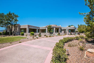 Cave Creek Single Family Home For Sale: 39211 N School House Road