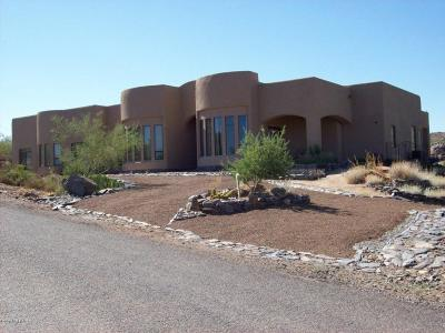 Cave Creek Single Family Home For Sale: 6601 E Military Road