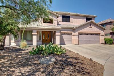 Phoenix Single Family Home For Sale: 2618 W Estes Way