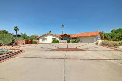 Paradise Valley Single Family Home UCB (Under Contract-Backups): 4554 E McDonald Drive