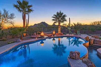 Single Family Home For Sale: 8047 E Granite Pass Road