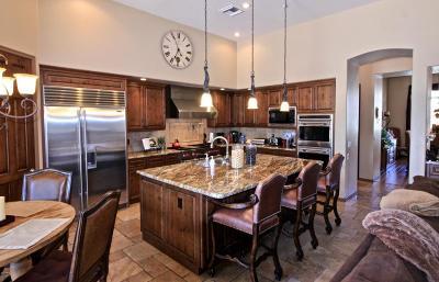 Grayhawk Single Family Home For Sale: 7439 E Rose Garden Lane