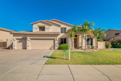 Gilbert Single Family Home For Sale: 3730 E Diamond Court