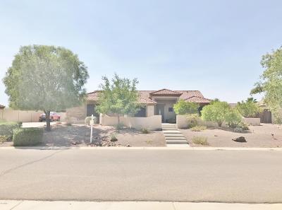 Casa Grande Single Family Home For Sale: 6540 N Cholla Lane