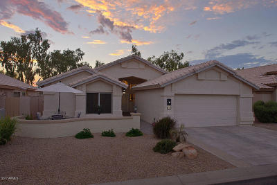 Goodyear Single Family Home For Sale: 3770 N 150th Drive