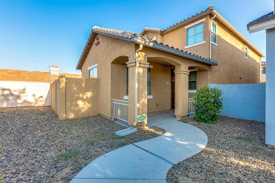 Phoenix Single Family Home For Sale: 2849 N 73rd Drive