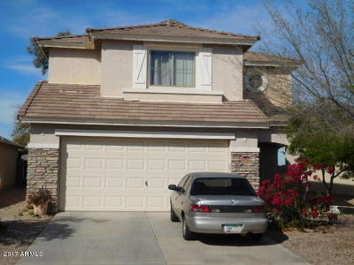 Queen Creek Single Family Home For Sale: 35252 N Happy Jack Drive