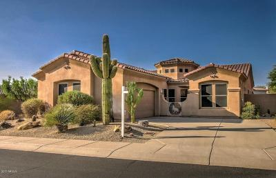 Scottsdale Single Family Home For Sale: 7410 E Russet Sky Drive