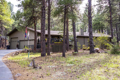 Flagstaff Single Family Home For Sale: 5837 Griffiths Spring