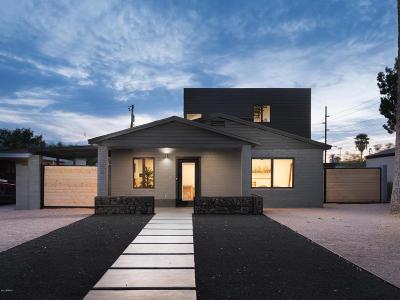 Phoenix Single Family Home For Sale: 2534 N Evergreen Street